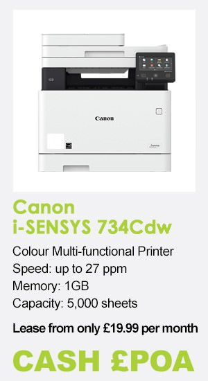 Canon i SENSYS 734Cdw