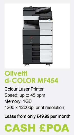 Olivetti d COPIA MF454