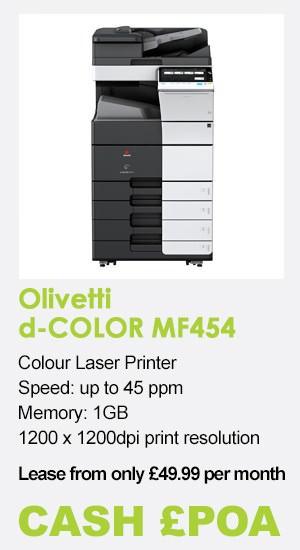 Olivetti d COPIA MF454